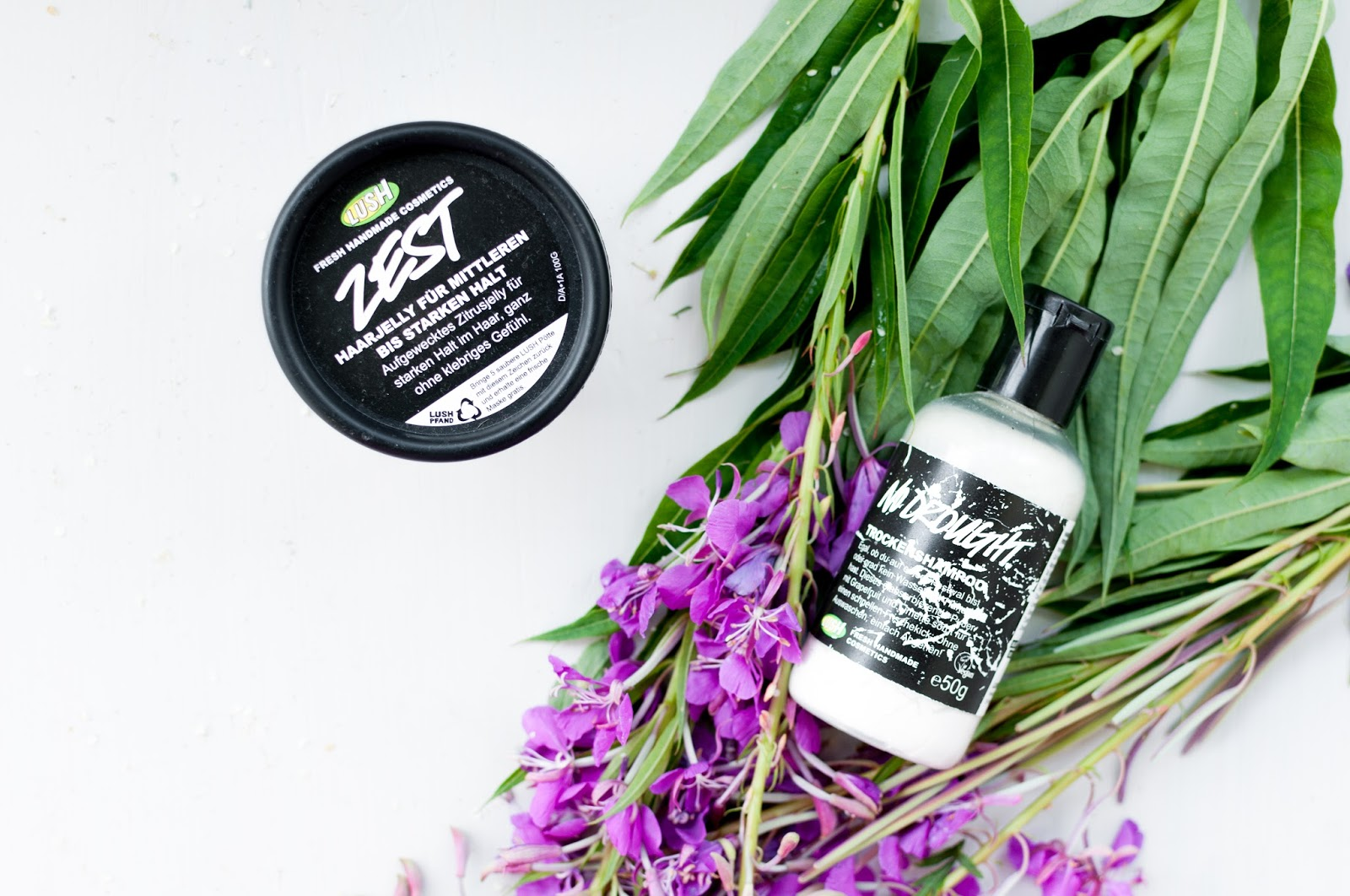 vanvivoi review Lush ZESTE No Drought