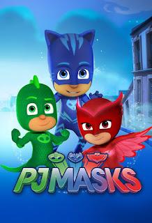 PJ Masks / Ήρωες με Πυτζάμες (2015–) TV Series ταινιες online seires xrysoi greek subs