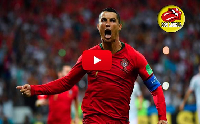 Portugal empata contra España en el mejor partido de los últimos tiempos