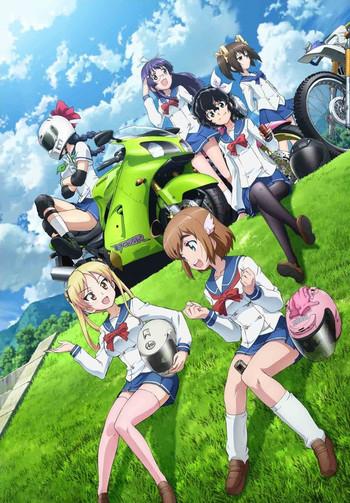 Review anime BAKUON!! rekomendasi untuk ditonton