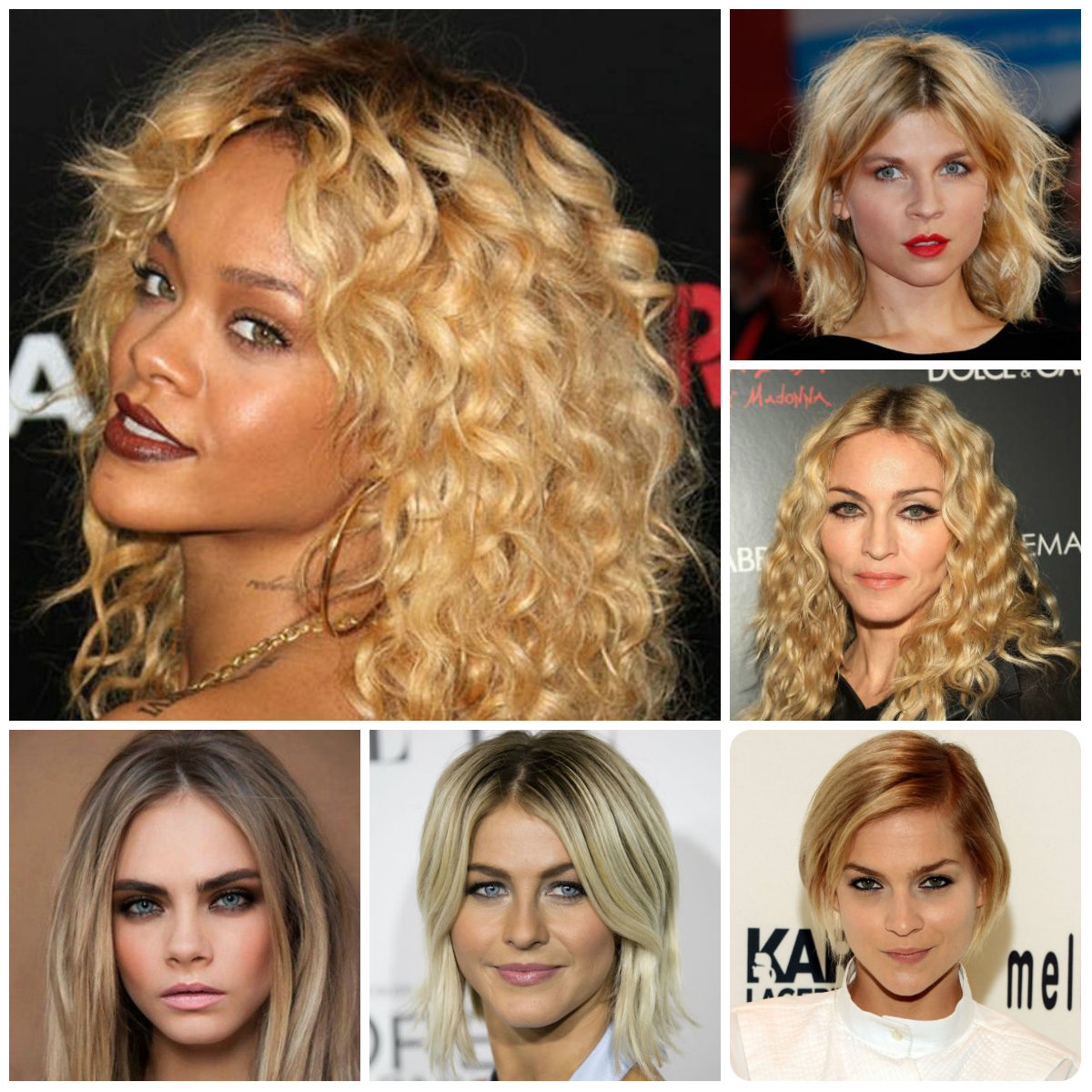 Blonde Hair Colors For Fair Skin Tone Hairstyles Hair Color For