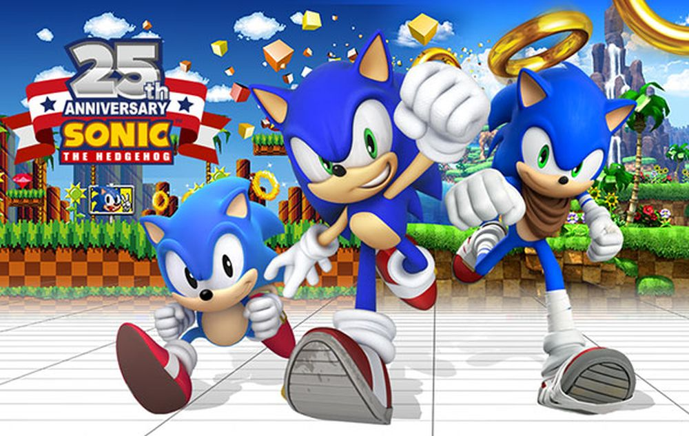 DAR Games: The 5 Greatest Sonic The Hedgehog Games