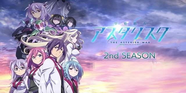 Download Anime Dragon Crisis Gakusen Toshi Asterisk Bd Season 2 Subtitle Indonesia
