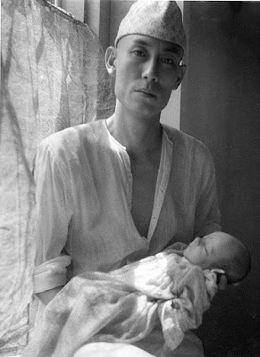After the singers, it is time for Musicians. Well, I bet you have never seen this pic before- Legendary S D Burban holding Kiddo R D Burman!