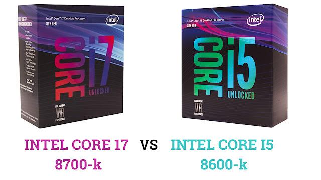 Intel core i5 vs core i7 processor which one to buy