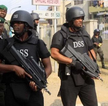 Nigerian Secret Police, the DSS