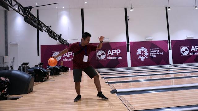 Bowling di Jakabaring Sport City
