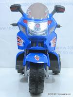 2 Motor Mainan Aki JUNIOR TR1102A VIPER 1