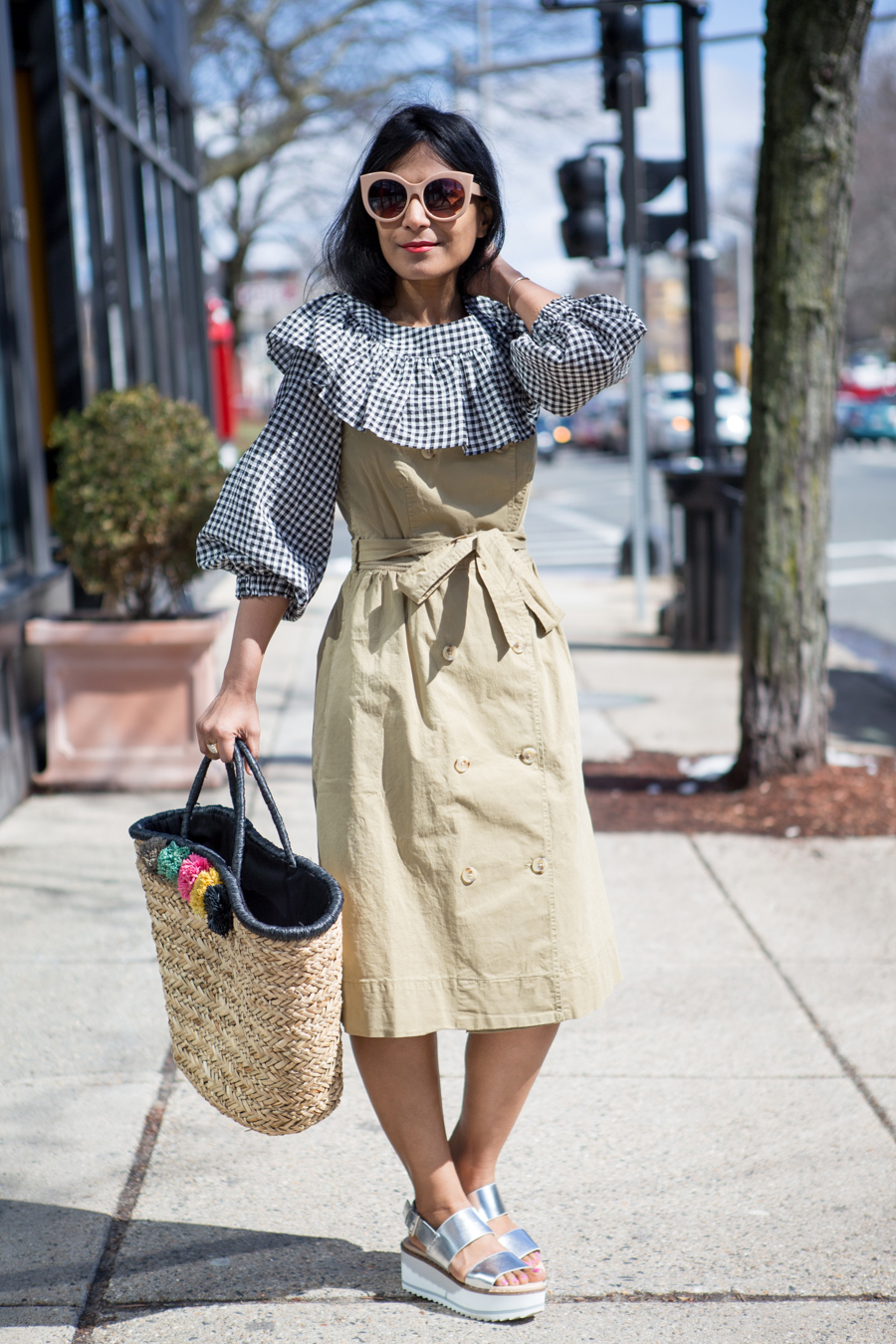 spring style, petites, petite blogger, petite fashion, jcrew, topshop, spring layers, spring fashion, spring lookbook, momstyle, mom blogger, fashion over 40, feminine style