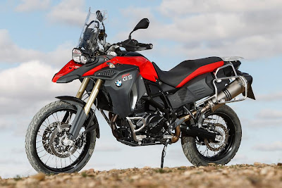 BMW F 800 GS Adventure (2013) Front Side 1