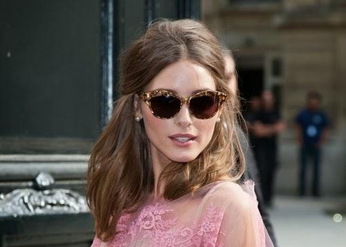 341b253106e5e ... The velvet style Olivia Palermo CAT EYE sunglasses all the time  Wunderkind ...