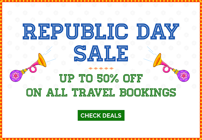RailYatri Offer : Get Flat Rs.500 Off on Bus Ticket Booking & Rs.350 on Train Booking (All Users)