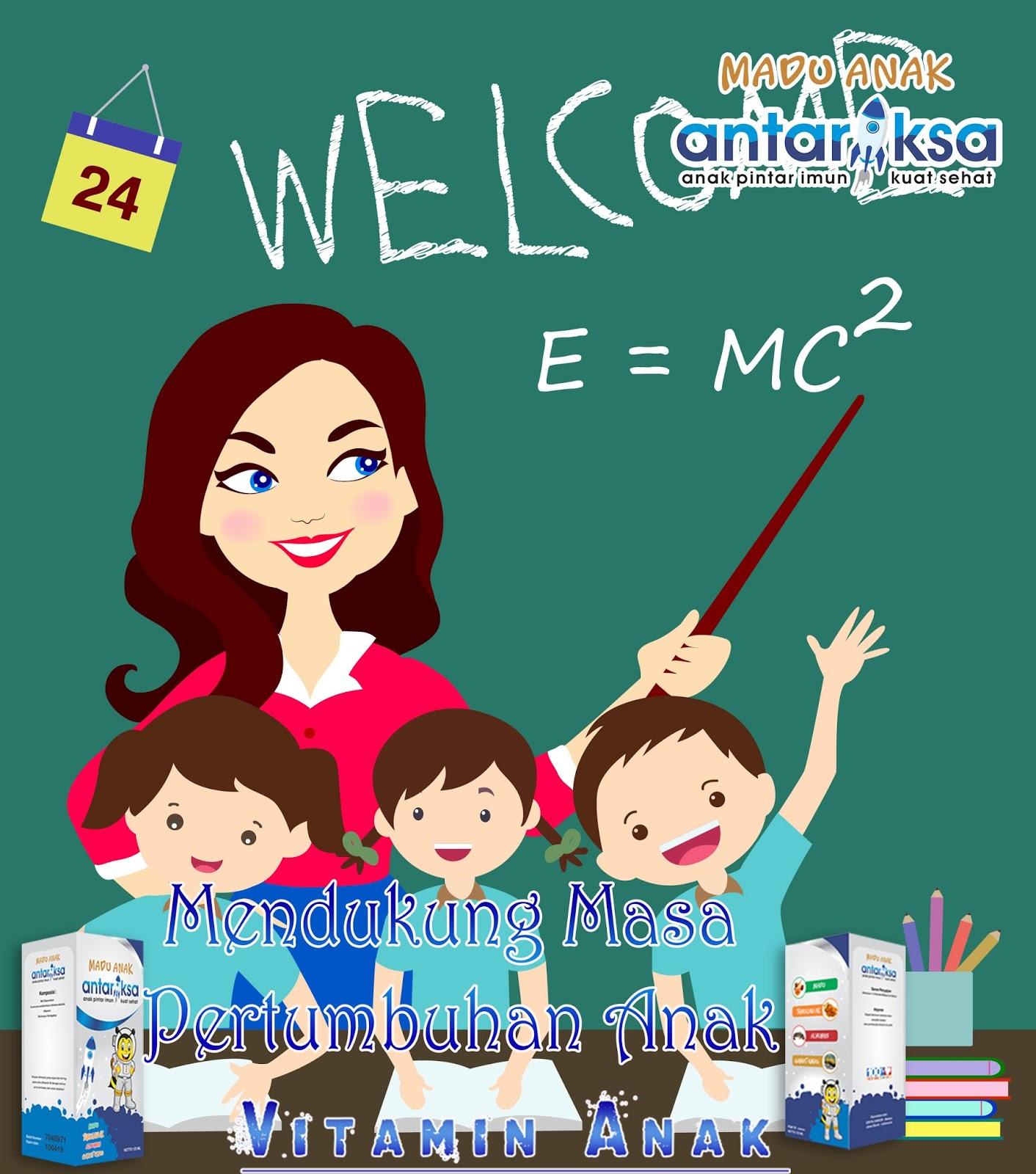 Vitamin Anak Untuk Masa Pertumbuhan