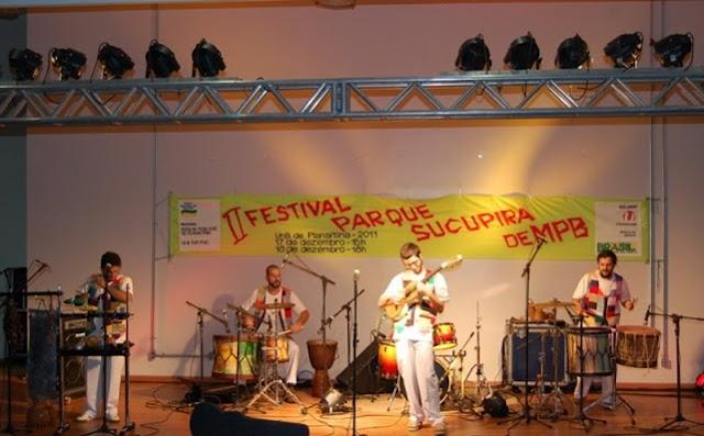 Festival Parque Sucupira de MPB abre inscrições