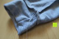 Ärmel innen: Yidarton Frauen Lange Aermel Double Split Hoodie Pullover Pockets Sweater Kapuzenpullover