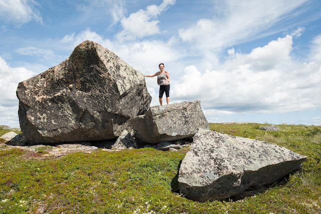 Big Rock Hill Garden Cove Newfoundland