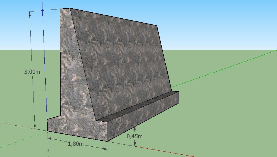 Tipos de muros de contenci n y predise o - Tipos de muros de piedra ...