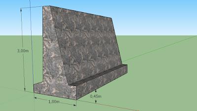 Tipos de muros de contenci n y predise o - Tipos de mamposteria de piedra ...