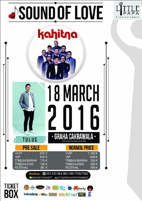 Sound of Love with Kahitna & Tulus