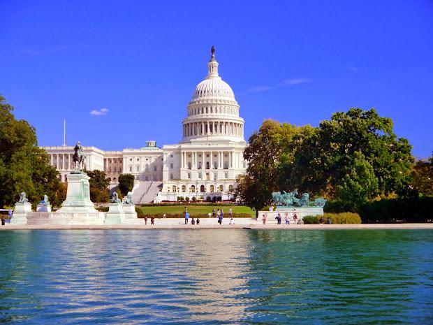 American Travel Journal National Mall - Washington Dc
