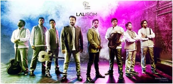Mohanlal launched his music band