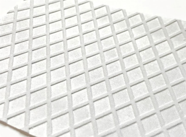 Sunny Studio Stamps: Embossed Flocked Background (using Dapper Diamond Embossing Folder & Therm-o-web Flock Transfer Sheets)