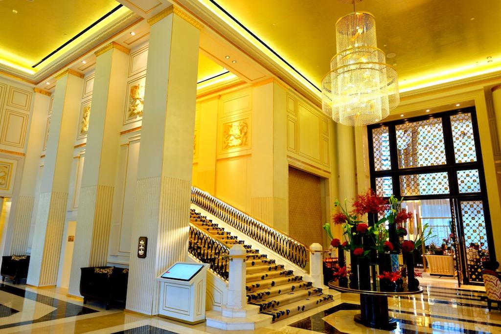 Four Seasons Hotel Jakarta - Lobby