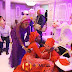 White Man Falls As He Carries His Yoruba Bride During Traditional Wedding (Video)