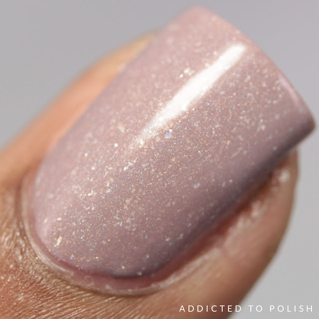 Great Lakes Lacquer Make Mine a Grande A Nude Awakening Collection