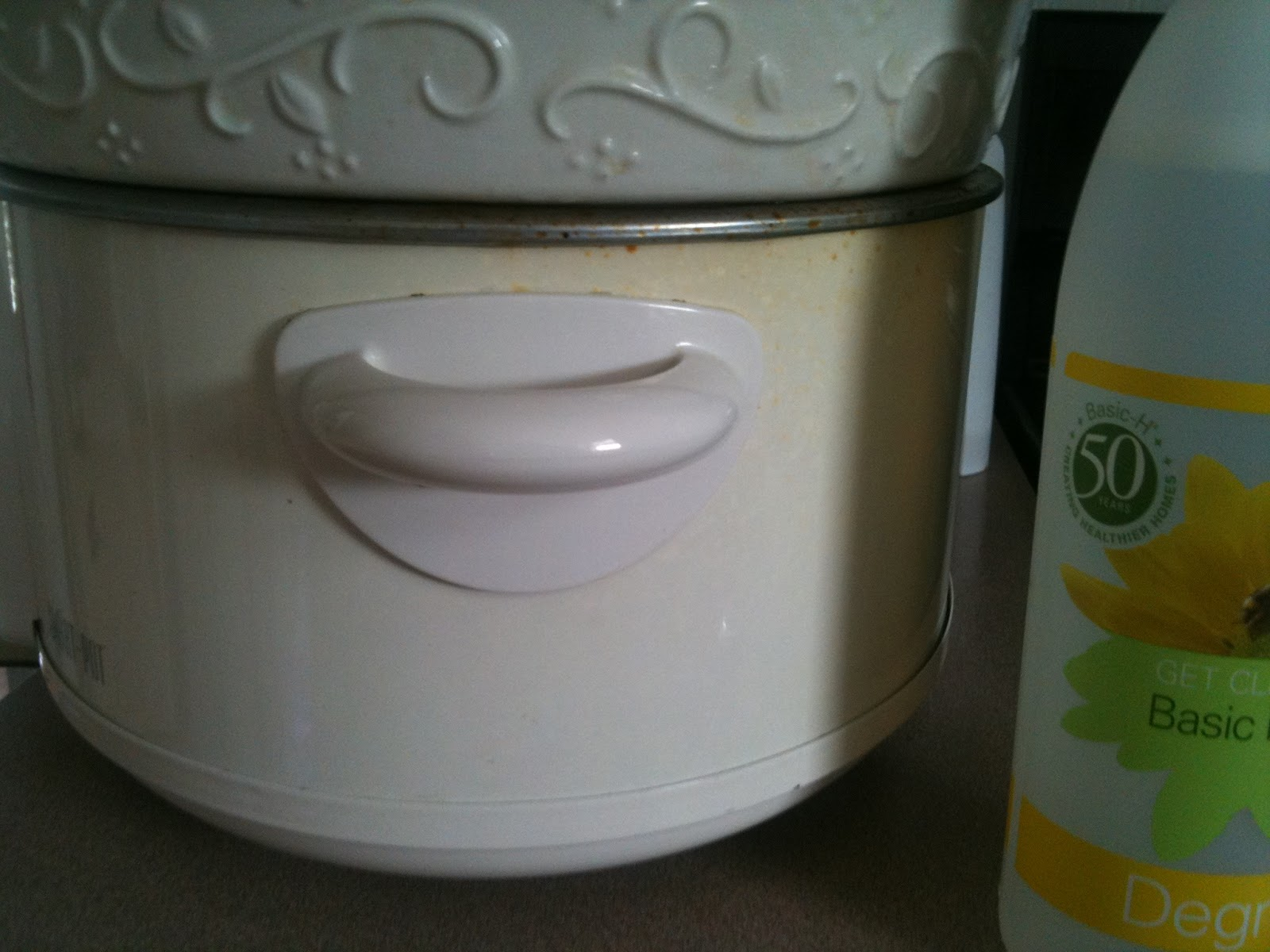 How To Paint Kitchen Cabinets Without Streaks A Shaklee Giveaway At The 5 Dinners 1 Hour Blog A Bowl