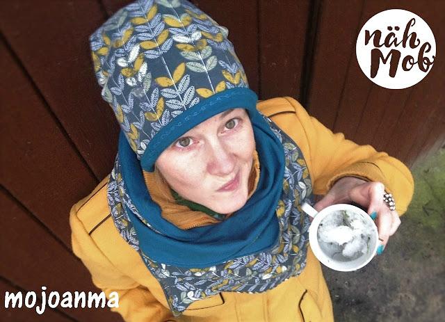 mojoanma,swafing,senf,mütze,schal,annelie von Ahoi