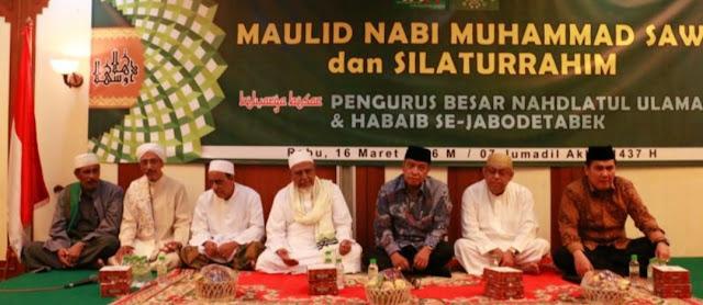 Kiai Said: Bagi NU, Menghormati Habaib itu Wajib