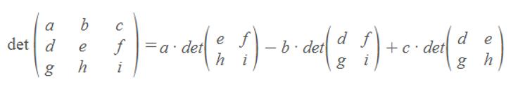 Advanced Math Solutions - Matrix Inverse Calculator     - Symbolab Blog