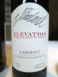 Vineland Estates Elevation Cabernet 2014 (89 pts)
