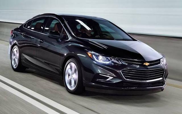 Novo Chevrolet Cruze 2017 - lançamento