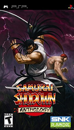 ROMs - Samurai Shodown - Anthology - PSP Download