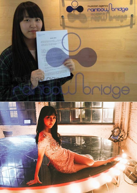 Did you know that MAMAMOO's Moonbyul has been writing her own lyrics for almost 3 years now?