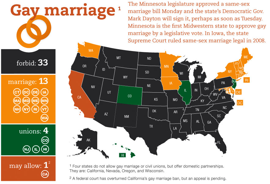 Lawsuit Challenges North Dakota Gay Marriage Ban Twin Cities