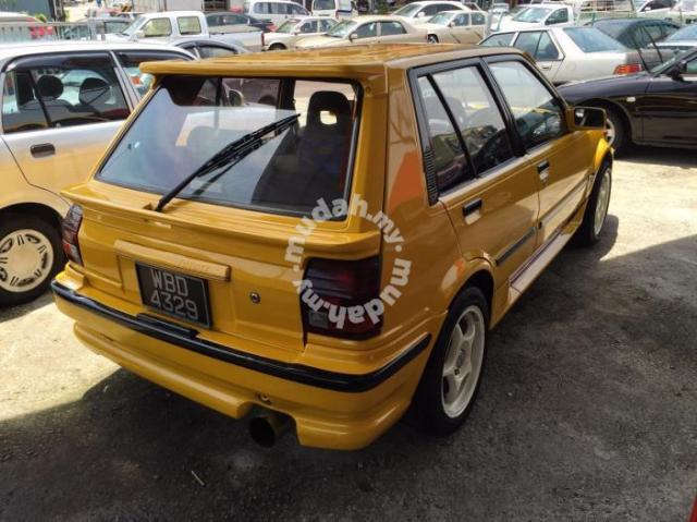 Motoring-Malaysia: Spotted For Sale: 1985 Toyota Starlet 1 3