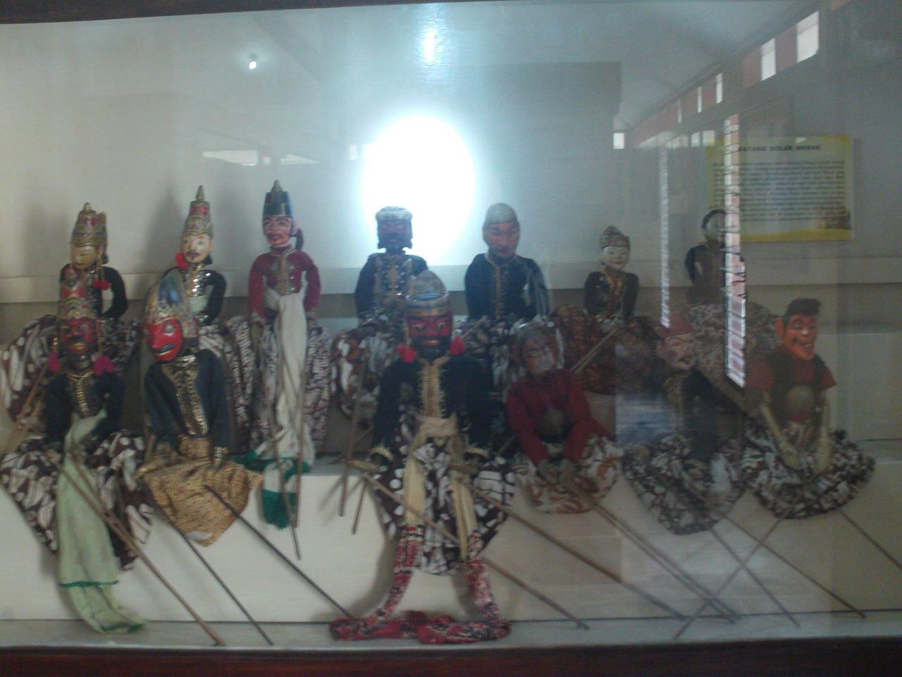 Museum Wayang Sendang Mas Banyumas