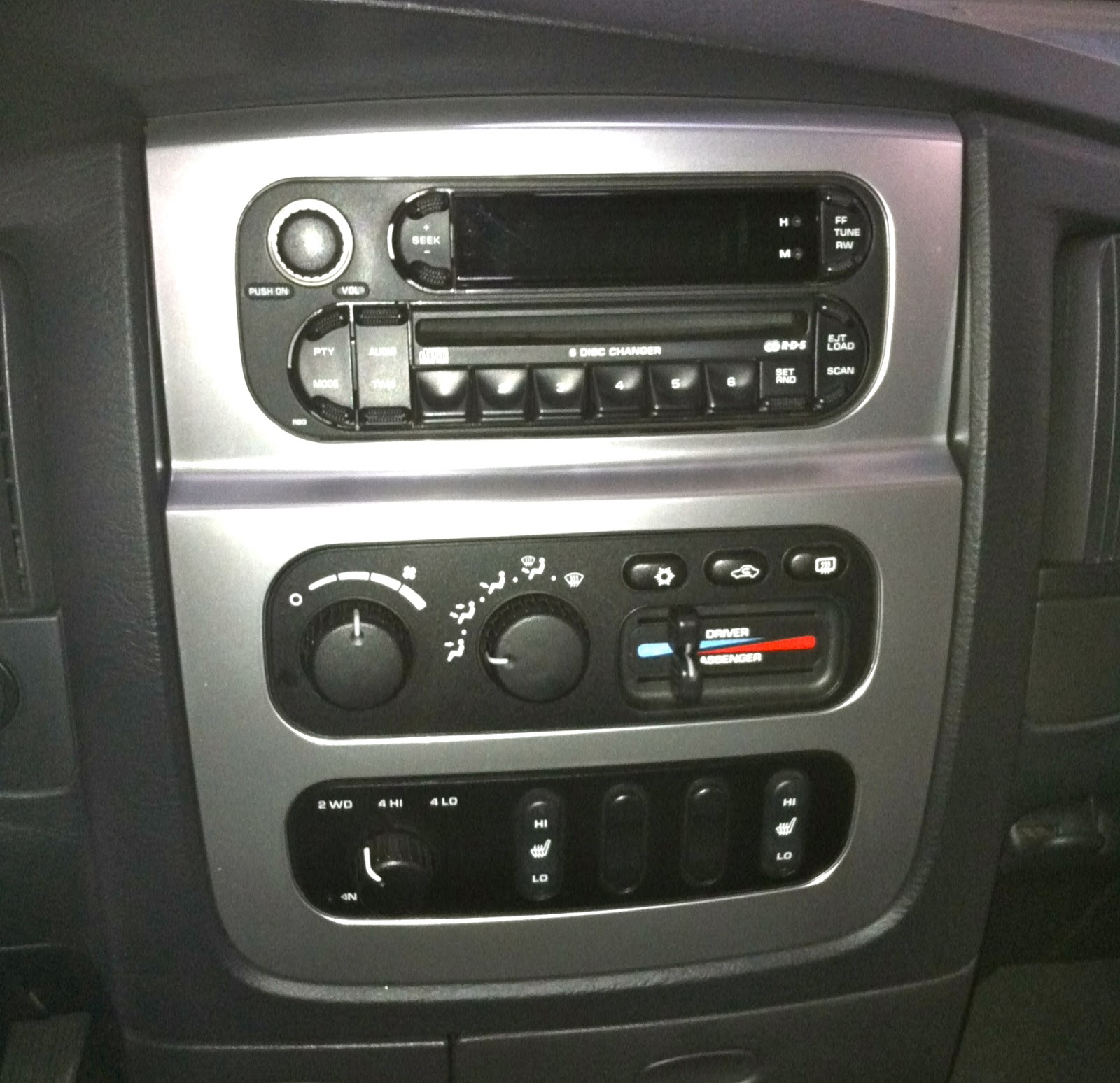 2003 Dodge Ram Infinity Sound System Wiring Diagram 1999 Saturn Sl2 Double Din Radio Install Tips Autos Post