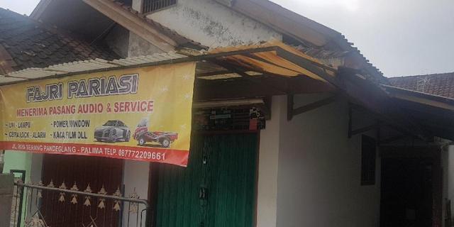 Rumah Kontrakan Mahasiswi yang Dipasangi CCTV di Kamar Mandi