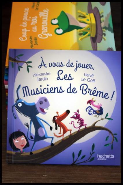 Conte McDonald's musiciens de Brême
