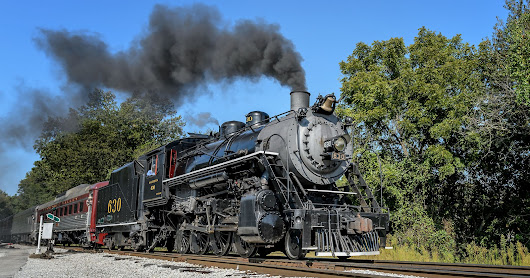 A visit to the Tennessee Valley Railfest