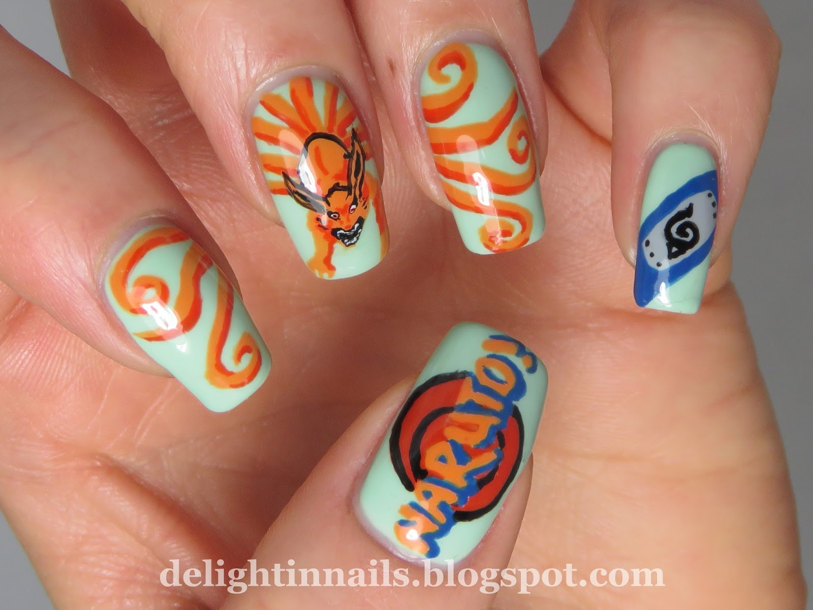 Delight In Nails: 52 Week Pick n Mix - TV