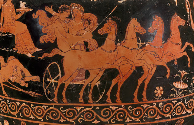'The Horse in Ancient Greek Art' at the Virginia Museum of Fine Arts