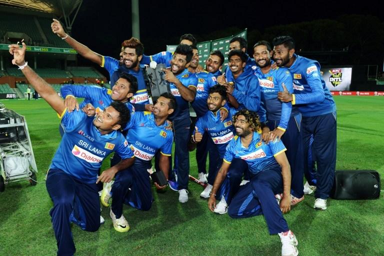 SriLanka Team Squad for Asia Cup 2018