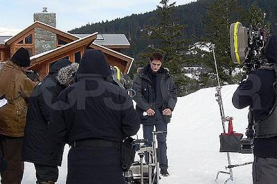 robert%2Ben%2Bamanecer - Robert Pattinson: Amanecer la Saga
