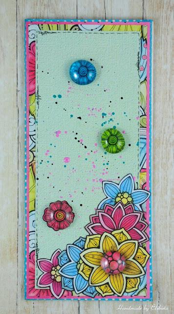 Kolorowy, energetyczny notes – inspiracja dla It's just fun!