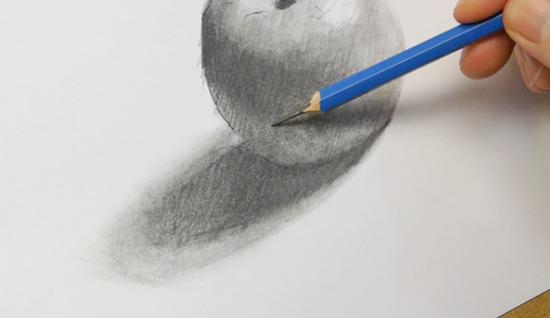 kalem ile nesne resmi çizimi
